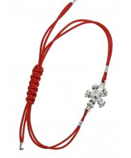 Гривна с червен конец - Цветенце