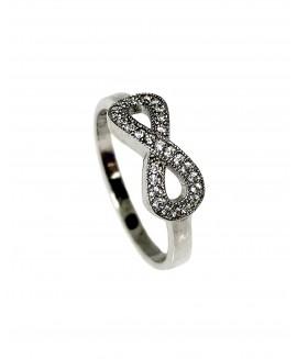 Сребърен пръстен - Инфинити SR009