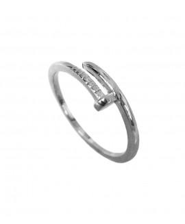 Сребърен пръстен - Пиронче SR011
