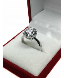 Златен годежен пръстен ER011